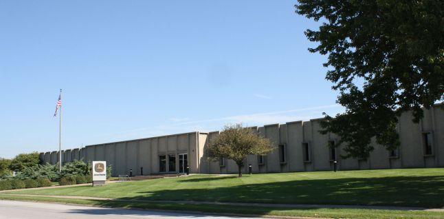 John Deere Co Warehouse